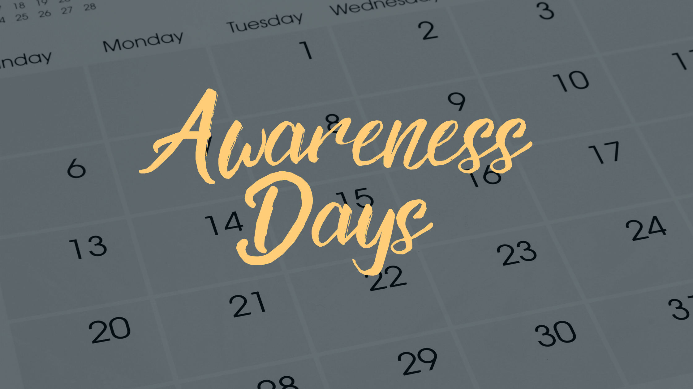 How awarenessdays can generate content ideas for business