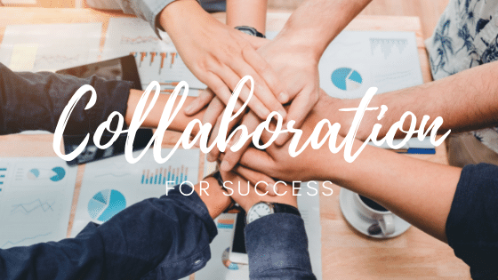 Collaboration for growth and success
