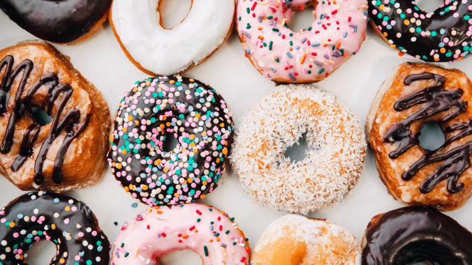 marketing ideas for national donut day